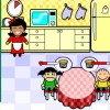 Servir des enfants