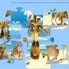 Puzzle de Madagascar