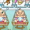 Les bébés triplés