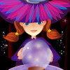 La voyante et sa boule de cristal