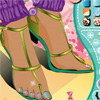 Avoir des jolis pieds