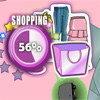 Les filles et le shopping