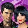 Maquiller Tom Cruise et Katie Holmes