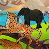 Les animaux et les numéros cachés