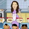 Angelina Jolie et les orphelins