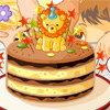 Bon gâteau d'anniversaire