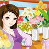 Faire un bouquet de fleurs