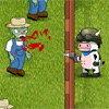 La vache contre les zombies