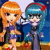 Une soirée Halloween