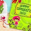 Carte de voeux pour la fête des mères