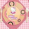 Assiette Hello Kitty