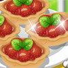 Tartelettes aux fraises de Top Chef