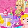 Barbie enceinte