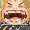 La petite fille qui a peur du dentiste