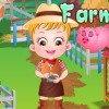Faire découvrir à bébé le monde de la ferme