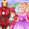 Le mariage de Barbie avec un Super-héros, Ken va être jaloux !