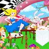 Décorer Alice au pays des merveilles, une histoire folle
