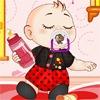 Habiller un nourrisson pour qu'il soit trop mignon et rigolo
