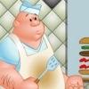 Préparer des hamburgers pour payer ses vacances