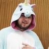 Tous fous du pyjama licorne